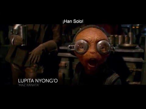 Star Wars: El Despertar de la Fuerza - Making of: