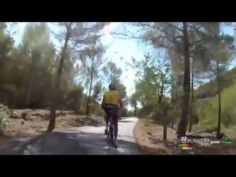 Road Cycling Ibiza 2014