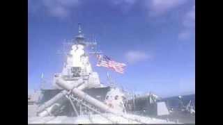 Harpoon Block II Missile