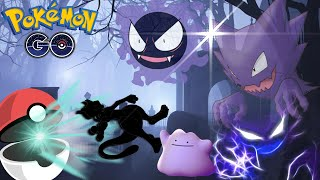 POKEMON GO | GRAVEYARD POKEMON HUNTING Legendary Pokemon Battle!