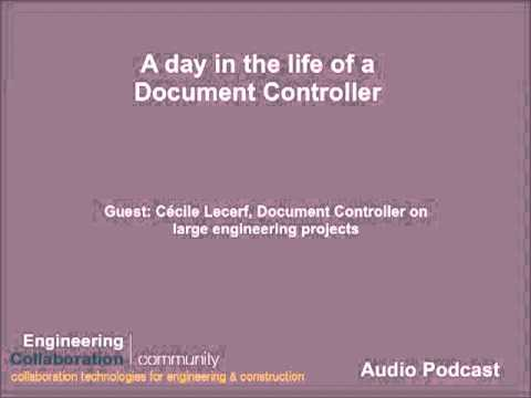 A Day In The Life Of A Document Controller   YouTube  Document Controller