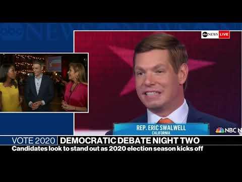 2020 Democratic Debate Night 2: ABC News Live post coverage