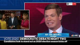 2020 Democratic Debate Night 2: ABC News Live post coverage