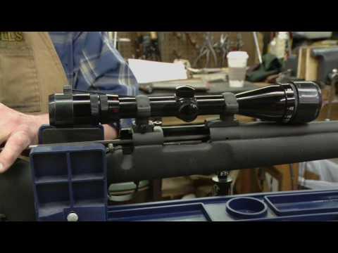 Rifle Cleaning and Lubricating Basics - Gunsmith Tip