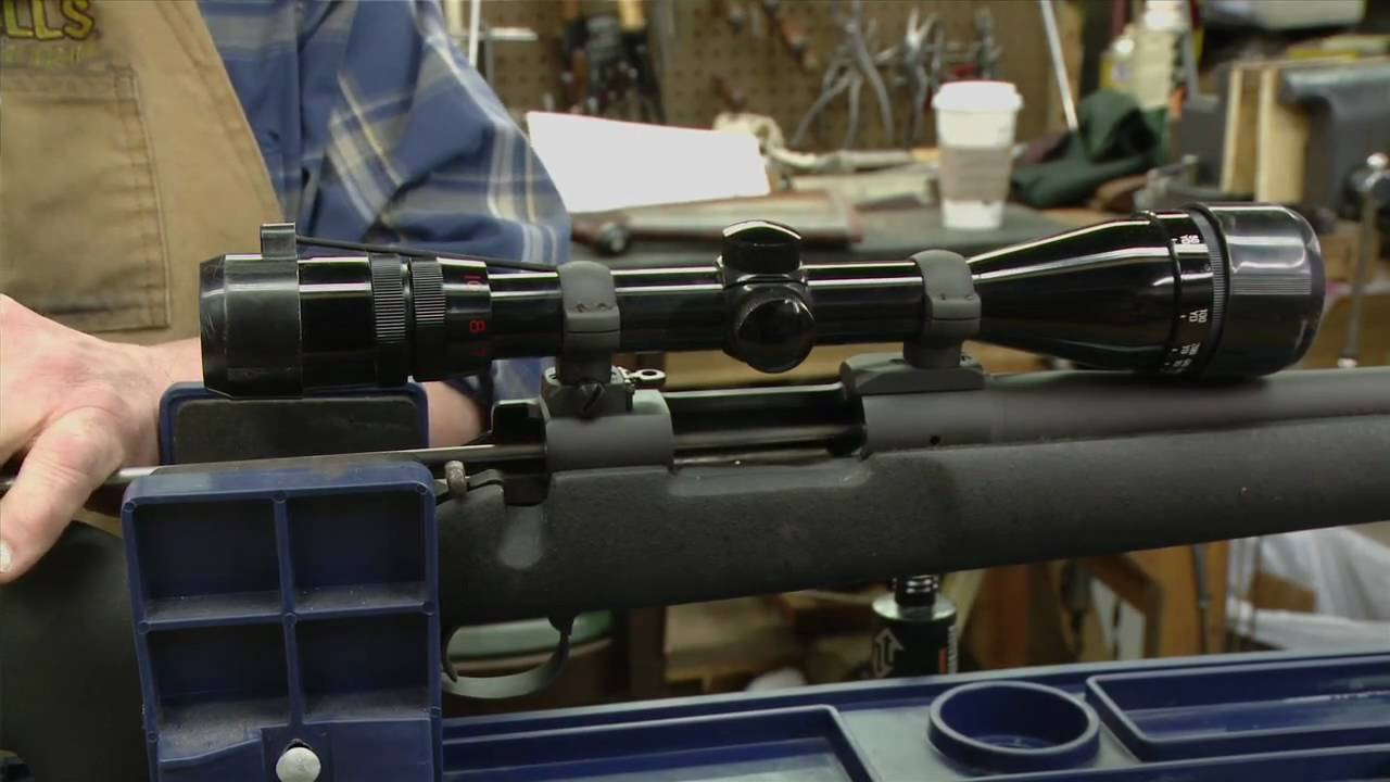 Rifle Cleaning and Lubricating Basics - Gunsmith Tip
