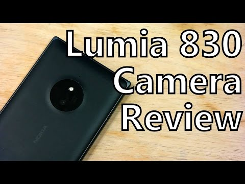 Smartphone Camera Review: Nokia Lumia 830 (Real World Video Samples)