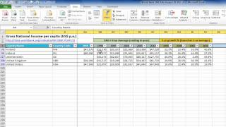 Excel Auto Filter: How to quickly filter tables + keyboard shortcut to get even faster