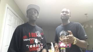 Greg Lee & CJ singing Dru Hill these are the times