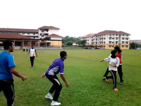 Ultimate Frisbee 1Murid 1Sukan: Kuala Lumpur Clinic Session