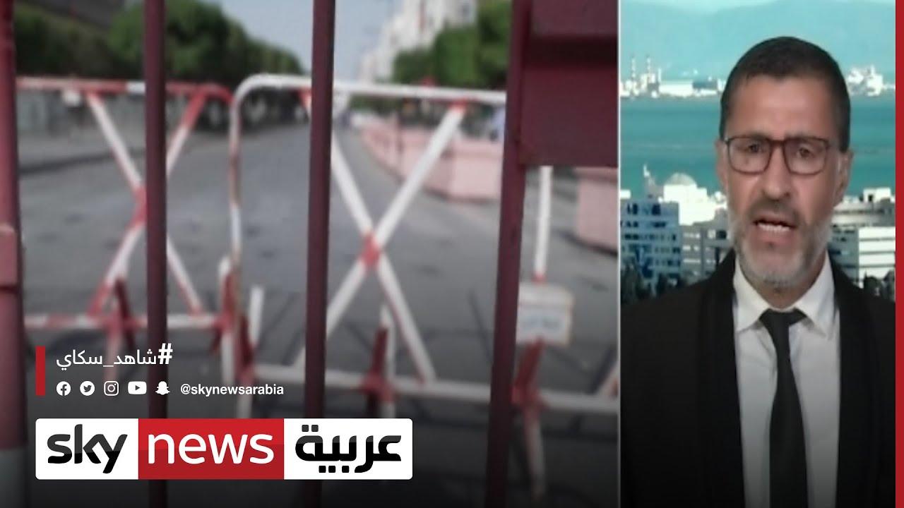رضا لاغة: عقل الدولة التونسية هو الذى يفكر الآن  - نشر قبل 4 ساعة