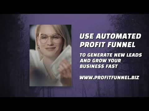 Build passive income fast using Profit Funnel. Affiliate Marketing Guide. #shorts