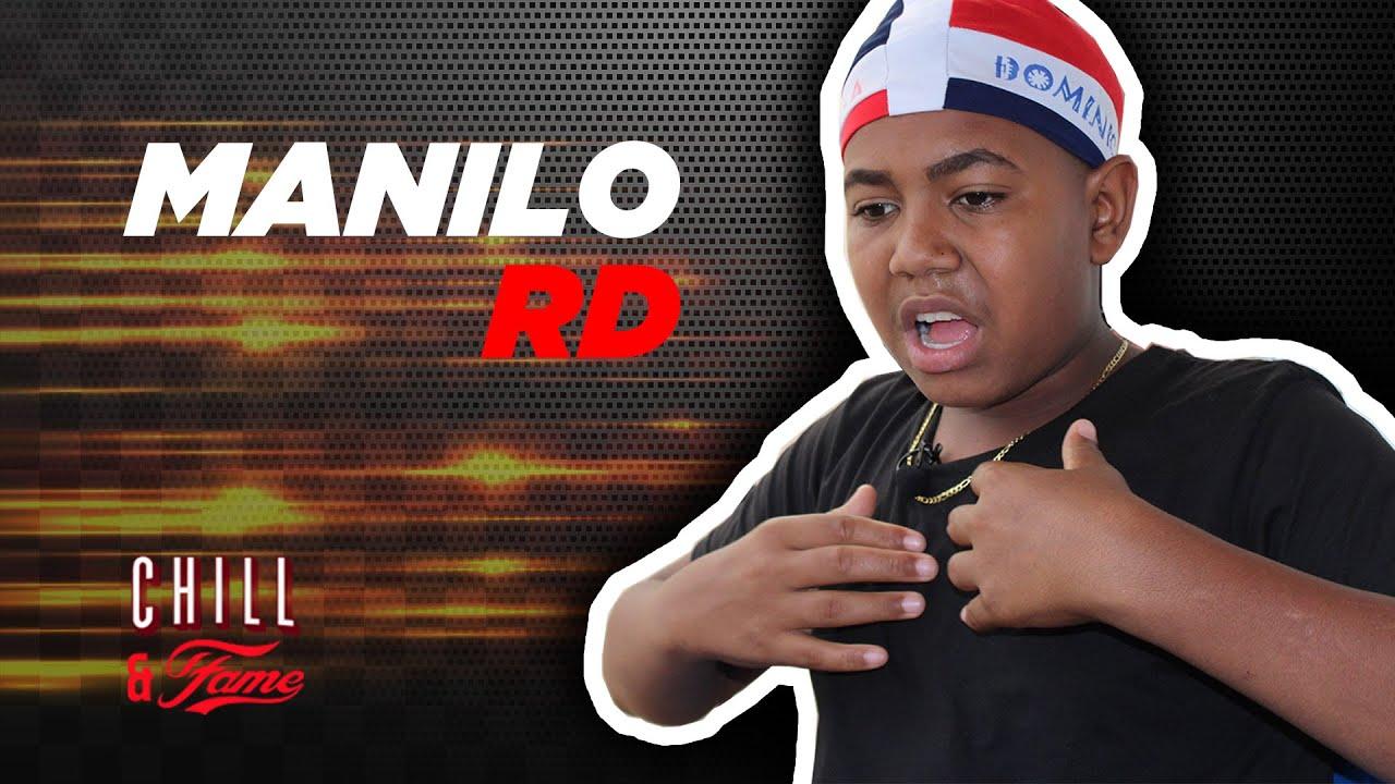 ManiloRD nos cuenta su historia (nuevos talentos atentos a esto)
