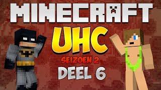 Minecraft: UHC - Seizoen 2 - Deel 6 - Pure drama
