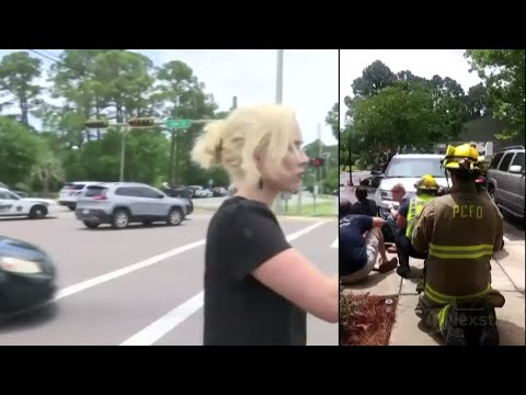 Shots Fired During Television Interview of Witness in Panama City Beach