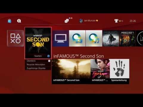 PS4 - Musik und MP3 vom USB Stick abspielen Anleitung