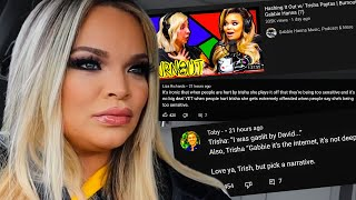 Gabbie Hanna CALLS OUT Trisha Paytas on her podcast...