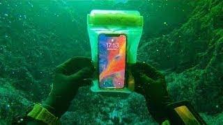 أكثر 10 إكتشافات مذهلة وجدت تحت الماء بالصدفة !!