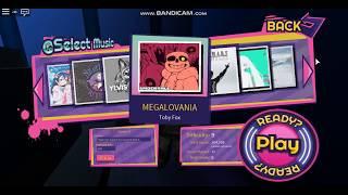 ROBLOX I Robeat I Megalovania (Normal) I B