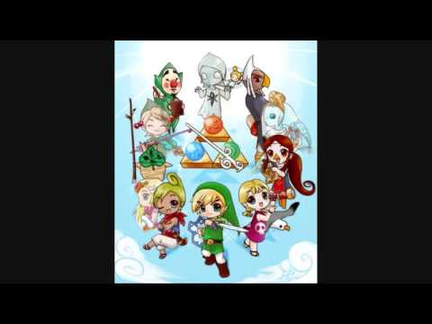 Legend Of Zelda Remix: Late Night Lullaby