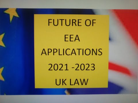 New Home Office Applications - UK Law 2019