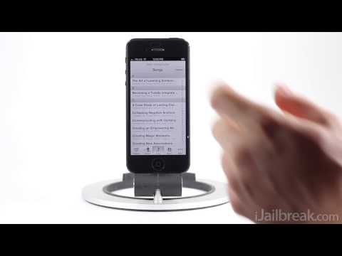 Pluck Cydia Tweak: Access Your Music Library From The iOS Lockscreen