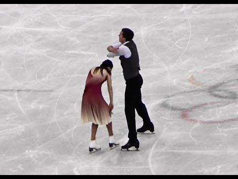 2018 平昌 PyeongChang Bobrova Ekaterina & Soloviev Dmitri Figure Skating Team Ice Dance Free