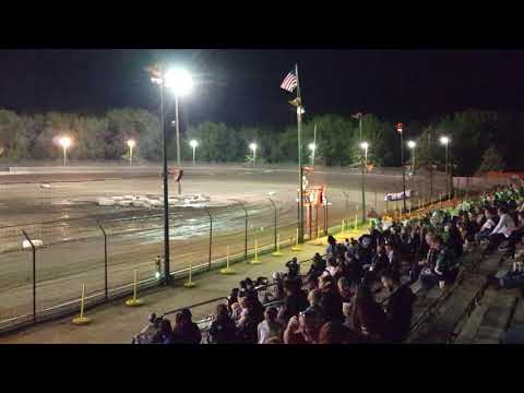 Mike Provenzano qualifying lap at Sycamore Speedway-9/14/2019