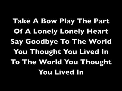 Any Other World - Mika Lyrics