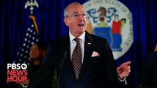 WATCH LIVE: New Jersey Governor Phil Murphy gives coronavirus update -- August 12, 2020