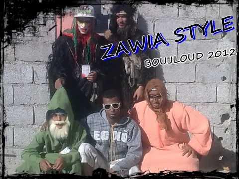 Boujloud aourir zawia style 2012