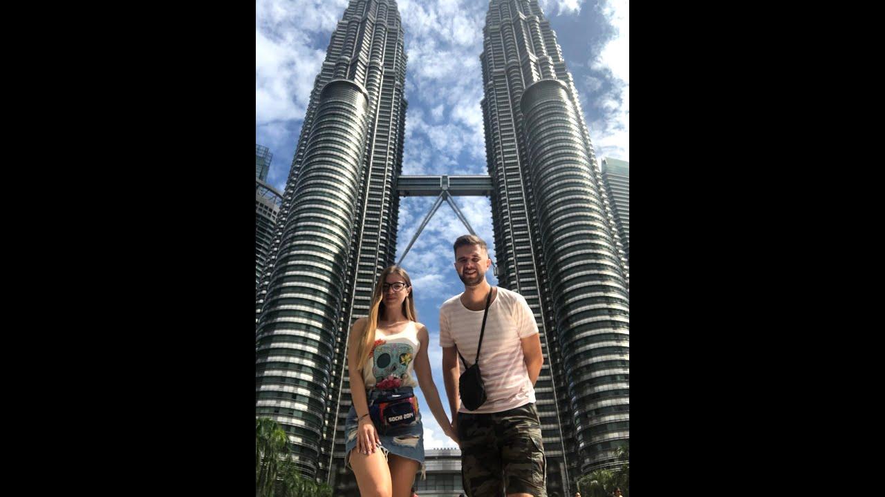 Путешествие на 2 недели из Сочи в Азию.  локации: Дубай, Бангкок, Куала-Лумпур, Сингапур, Самуи