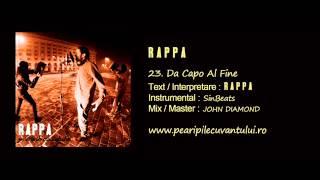 RAPPA - Da Capo Al Fine [Pe Aripile Cuvântului / 2013]