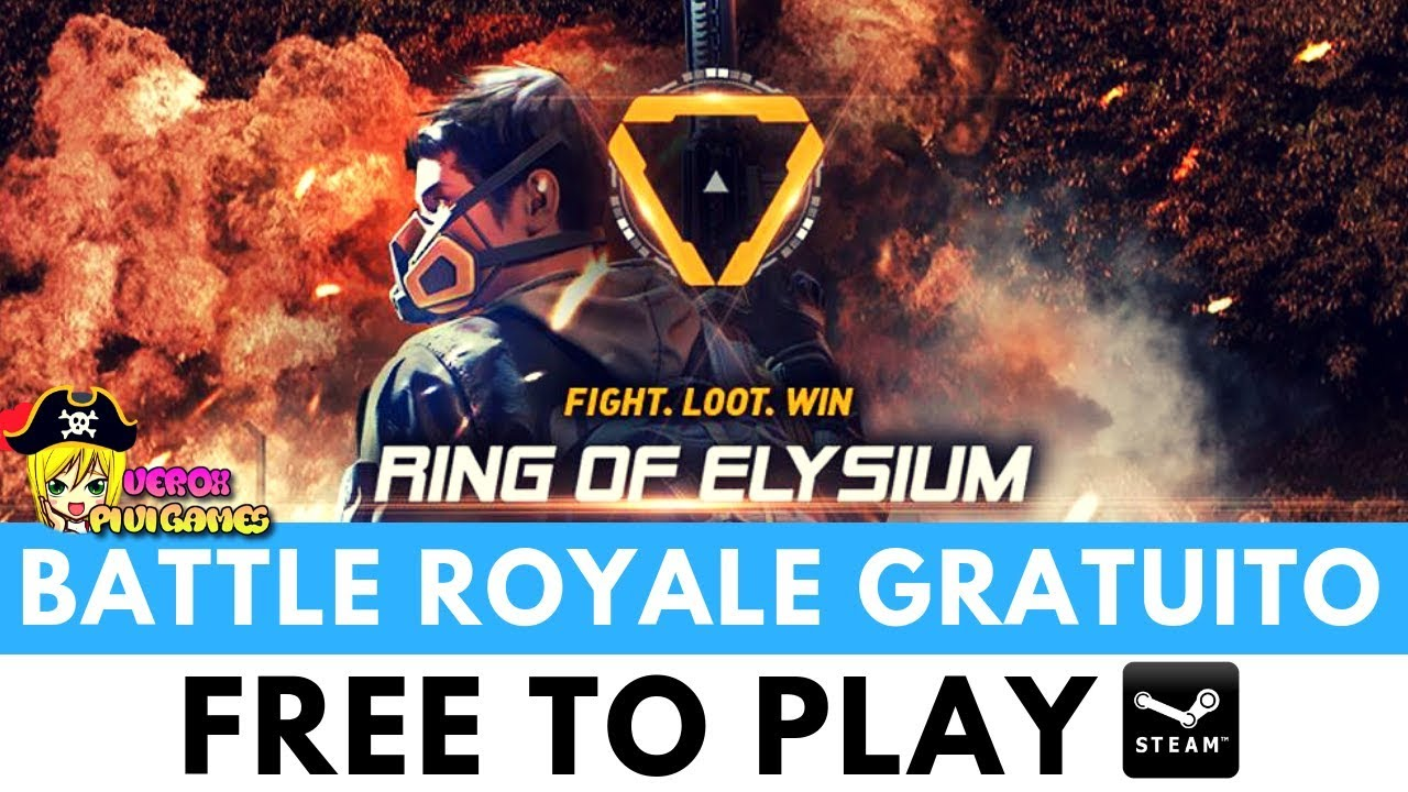 Descarga Ring Of Elysium Europa Battle Royale Free To Play