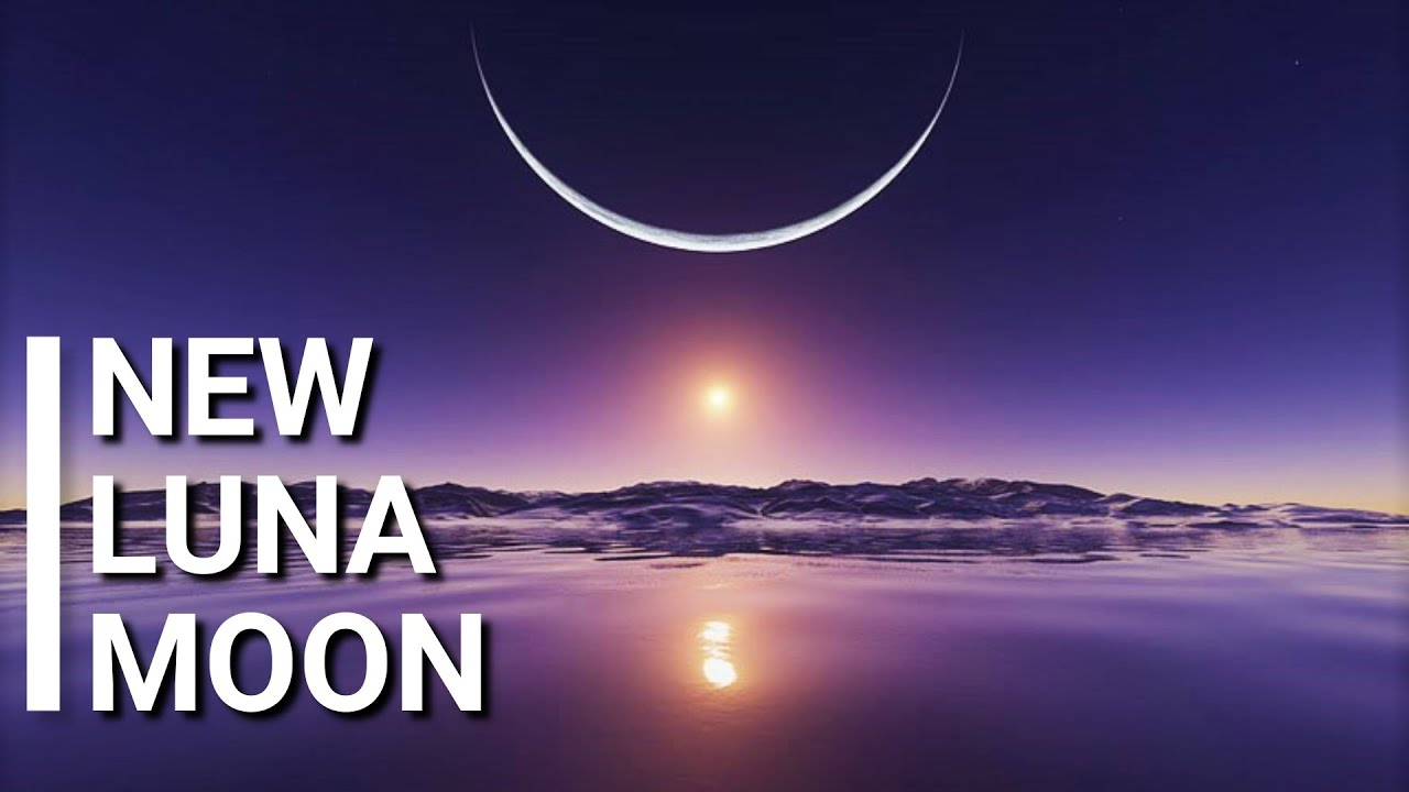 New Lunar Moon 639 Hz Heart Chakra Sleep Music New Moon In Leo August 2020 Youtube