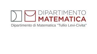 Tullio Levi Civita 2018 parte uno