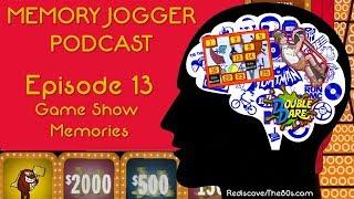 Memory Jogger 13: Game Show Memories