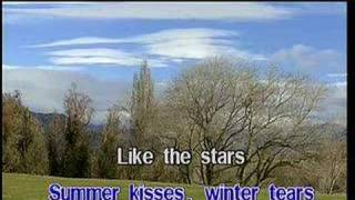 Summer kisses-Winter tears