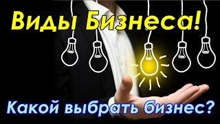 видео Какую нишу бизнеса выбрать: сферу торговли, производства или услуг?  |