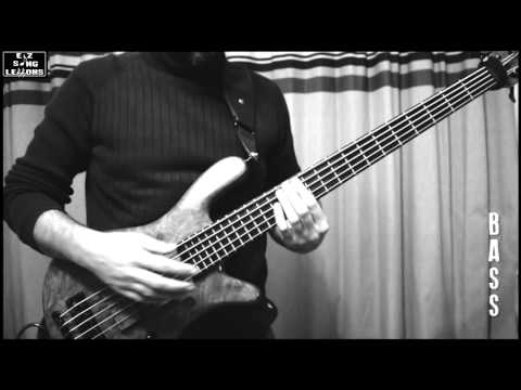 Atlas Novus - Scale the Summit  [Bass Cover/Lesson with TAB/Score]