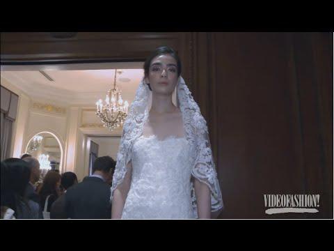 Marchesa Bridal Autumn/Winter 2015-16 - Bridal Fashion Week | VF SPECIALS