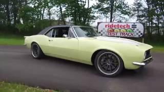 Spherical Front Sway Bar End Links1967-1969 GM F-Body Camaro /& Firebird