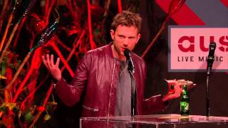 Damon Albarn at NME Awards 2014 -