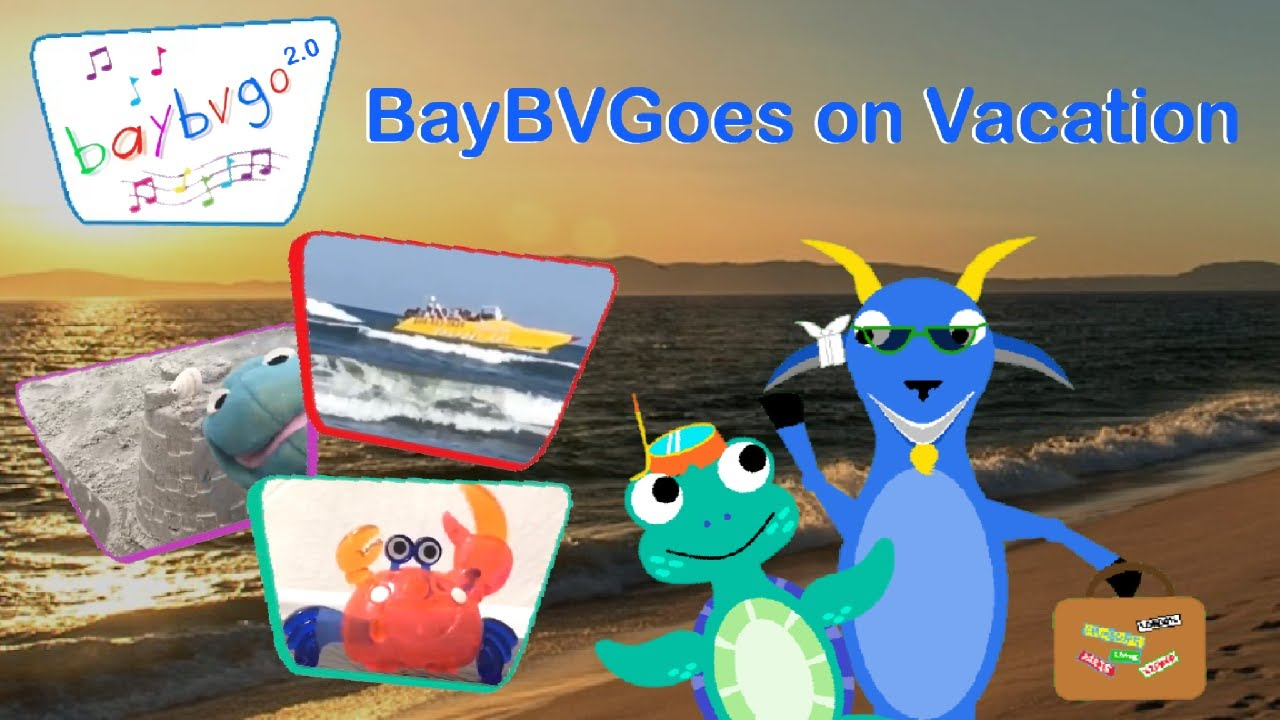 Baybvgoes On Vacation A Mini Movie Youtube