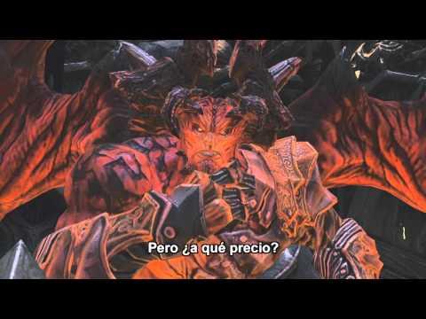 """Darksiders II - Tráiler """"La Muerte viene a por todos"""" [Español - Spanish]"""