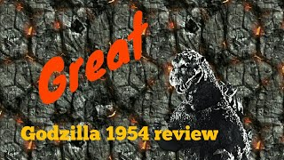 Gojira 1954 Toy Review