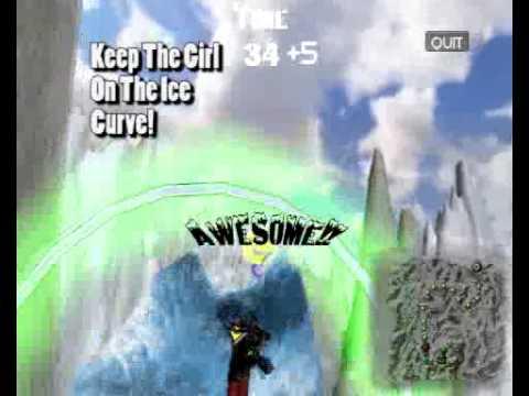 Ice Rider Game Video