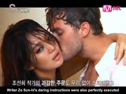 Shin Min Ah, Jamie Dornan Calvin Klein SBody Milan Ep 2 (Eng. Sub)