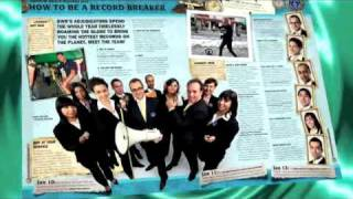 Guinness World Records 2010 - The Book of the Decade. Interview