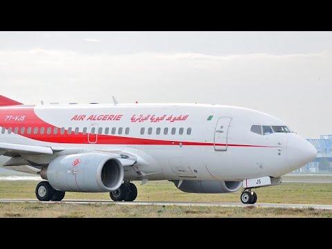 الجزائر تخصص أزيد من 35 طائرة لنقل مناصري -محاربي الصحراء- إلى القاهرة لحضور نهائي أمم إفريقيا…  - 08:54-2019 / 7 / 16