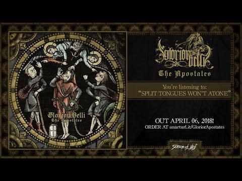 Glorior Belli - Split Tongues Won't Atone (official premiere)